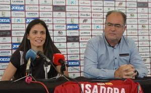 El EDF Logroño se refuerza con la delantera brasileña Isadora Freitas