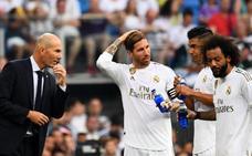 Zidane: «En los minutos finales es mejor mandar el balón a tomar por saco»