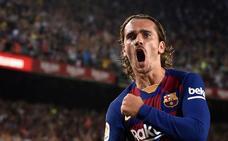 Griezmann: «El segundo gol se lo he copiado a Leo Messi»