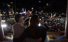 Macri moviliza a sus bases para buscar el milagro