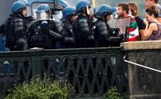 Puesto en libertad el dirigente abertzale Joseba Álvarez, tras ser retenido por la Policía francesa
