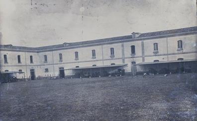 La Retina: cuartel de Alfonso XII hace un siglo