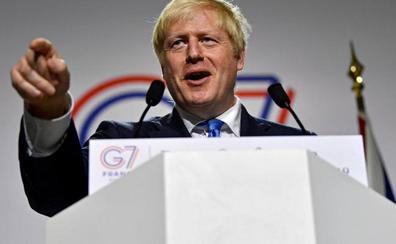 Johnson asegura que el acuerdo del 'brexit' depende de la voluntad de la UE
