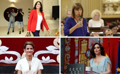 Andreu, duodécima mujer que preside una comunidad autónoma
