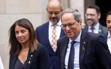 El Gobierno de Torra lleva a Hacienda a los tribunales por una deuda de 1.317 millones