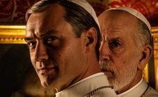 John Malkovich llega al papado con 'The New Pope'