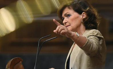 La oposición pone contra las cuerdas a Calvo por su gestión del Open Arms