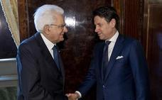 Conte promete un Gobierno en Italia que no vaya «contra nadie»