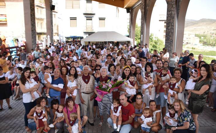 Arrancan las fiestas en Igea