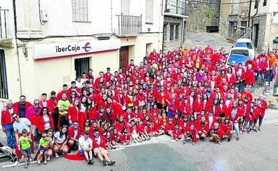 Torrecilla celebra el Día de la Peña en los actos previos a las fiestas