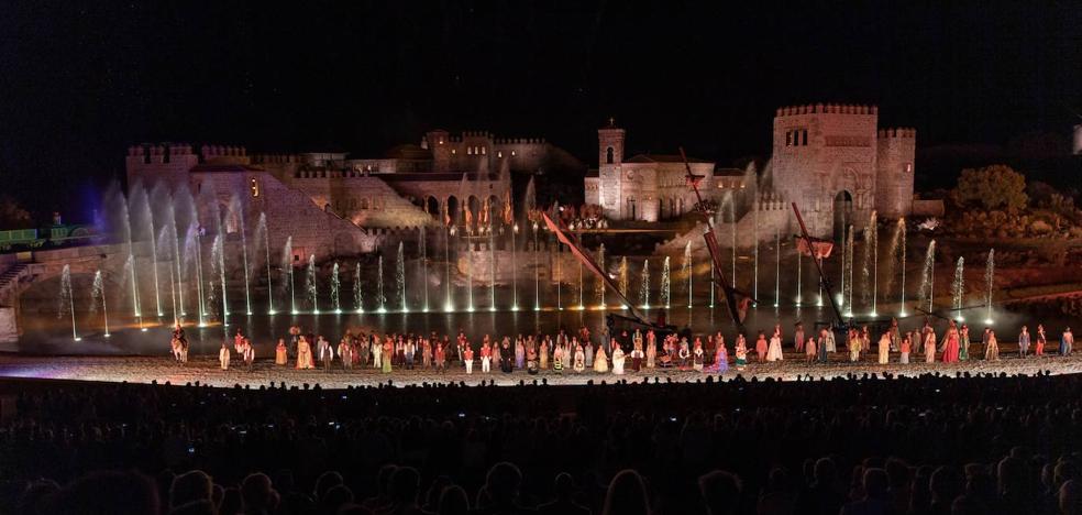 'El Sueño de Toledo' se hace realidad