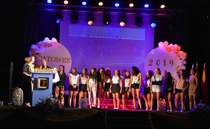 Coronación y gala Catones 2019 de Autol