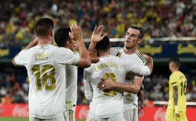 El Madrid tampoco aprueba el primer examen de septiembre