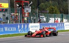 Amargo estreno de Leclerc en la Fórmula 1