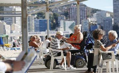 Frenazo en las llegadas de turistas en julio, aunque se mantiene el récord