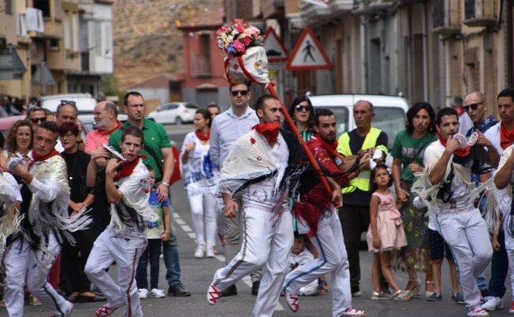 Día grande de fiestas de San Gil de Cervera