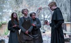 'Lambs of God': ¿monjas o brujas?