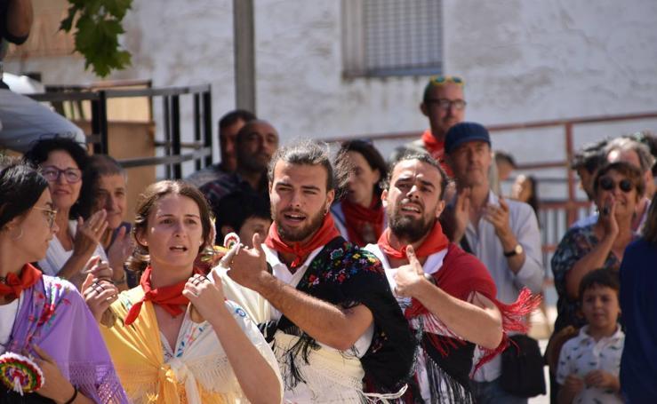 Último día de fiestas de San Gil en Cervera