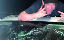 Detenido un calceatense por agredir a un guardia civil en las fiestas de Santurde