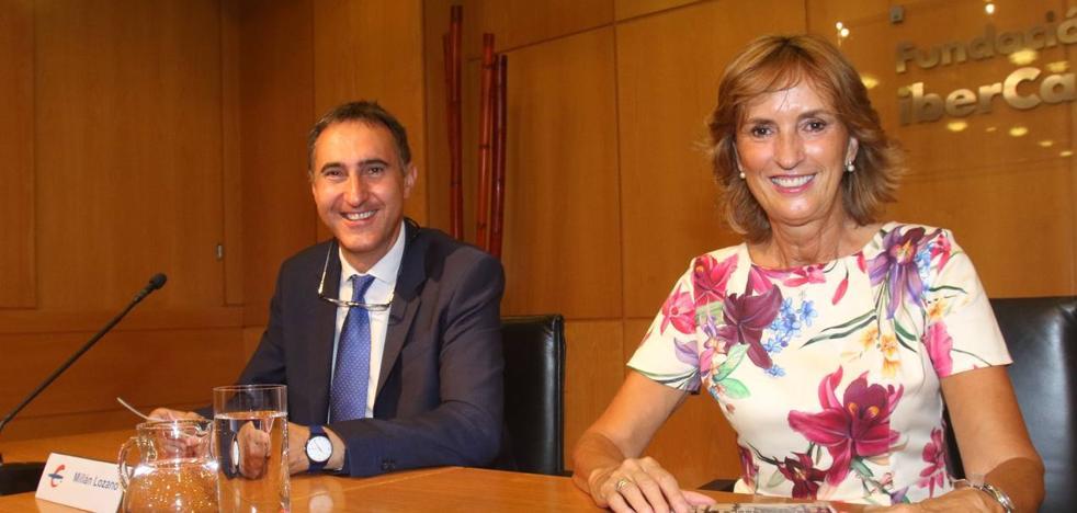Mayte Ciriza, nueva directora de Cultura y Patrimonio de la Fundación Ibercaja