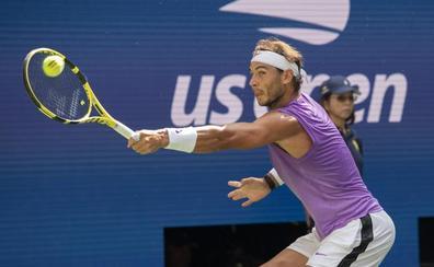 Sin Federer ni Djokovic en el camino, Nadal busca las semifinales