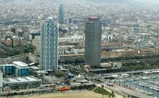 Muere una mujer en Barcelona apuñalada en una zona de ocio nocturno