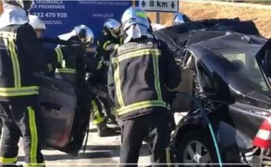 Un joven de Haro fallece en un accidente en Madrid