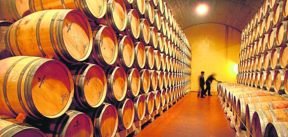 Las ventas de Rioja repuntan en julio, aunque siguen en negativo en el año