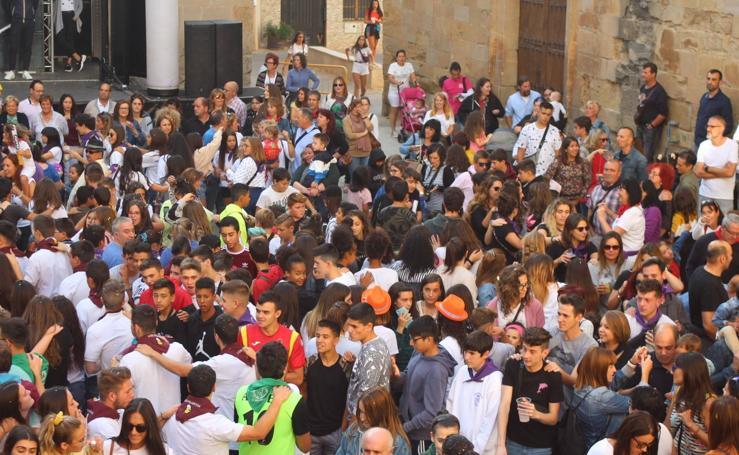 Alberite celebra sus fiestas de la Virgen de la Antigua