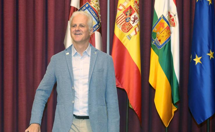 El Pleno del Ayuntamiento de Logroño aprueba no construir el túnel en el nudo de Vara de Rey