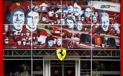 Ferrari, en la cresta de la ola y con el factor cancha a favor