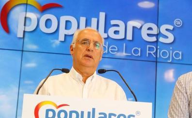 Ceniceros: el Gobierno de La Rioja nace «desde la desconfianza y el reparto de sillones»