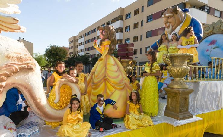 Haro disfruta de su primer día de fiestas en honor a la Virgen de la Vega