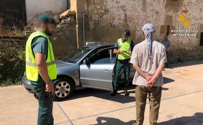 Verano intenso para la Guardia Civil en La Rioja: 218 detenidos