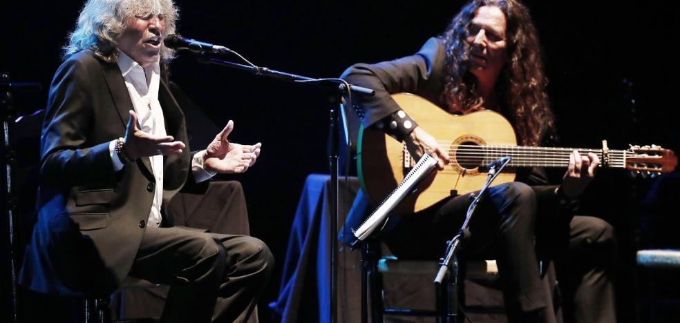 Tomatito y Mercé traen 'De verdad' al Bretón para reivindicar el flamenco «como cultura»