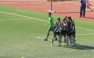Vídeo: el gol de penalti de Facu y el latigazo de Pisculichi