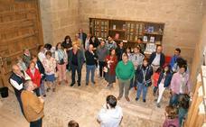 Gran acogida en la primera visita guiada a la Cárcel Real de Santo Domingo