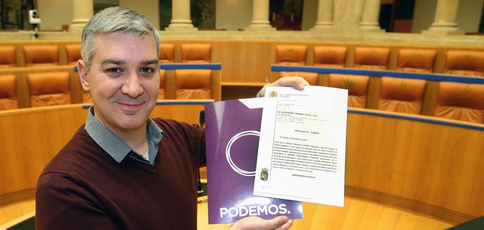La Audiencia ratifica la ilegal exclusión de Cantabrana de las primarias moradas