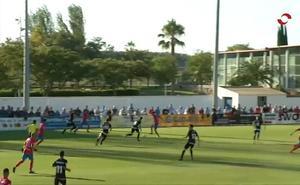 Vídeo: Dos testarazos para un empate