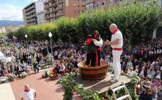 Los jarreros celebran el día de la Virgen de la Vega de Haro