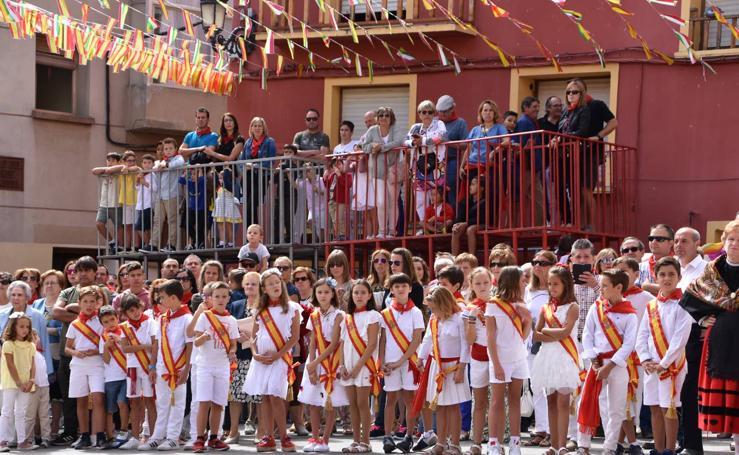 Fiestas de San Adrián y Santa Natalia, en Autol