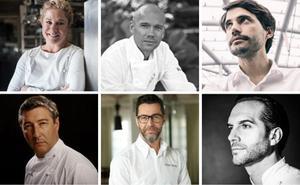 Veinte de los mejores chefs del mundo apadrinarán el estreno de Bogotá Madrid Fusión