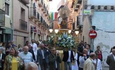 Día grande de las fiestas del Burgo en Alfaro