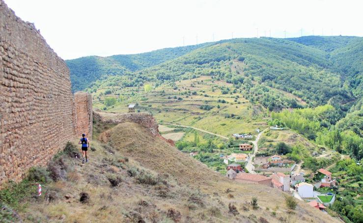 Trail Nutrium en La Villa de Ocón