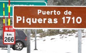 Atención: la nieve puede aparecer hoy en la Ibérica riojana