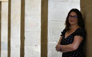 Raquel Romero, dispuesta a liderar Podemos La Rioja
