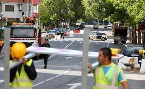 El PP critica la «política de mazo» del Gobierno de Logroño