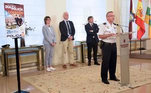 Logroño acogerá la celebración nacional del Día de la Policía con presencia de Grande-Marlaska