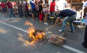 Este miércoles se abre la inscripción para el XI Festival de la Chuletilla Asada