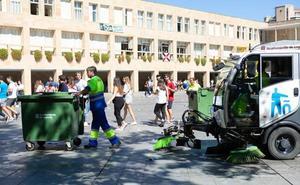 Nuevos contenedores de reciclaje y monitores, claves de la campaña de limpieza matea